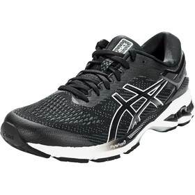 asics Gel-Kayano 26 Sko Damer, black/white